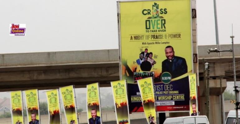 How Pastors Advertise Their Churches for December 31st Watch Night Service