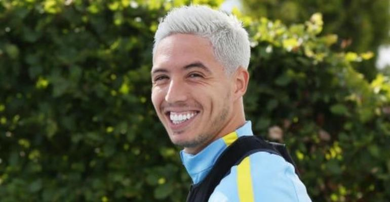Nasri says West Ham move down to 'genius' Pellegrini