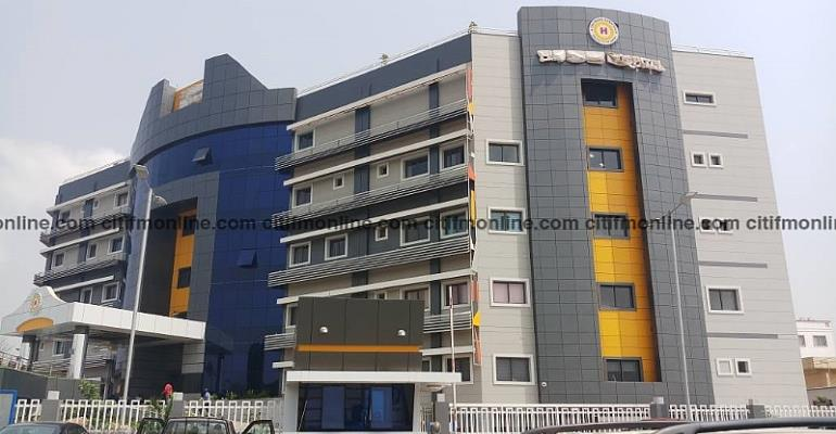Bank Of Ghana Hospital Completed But Still Not In Use