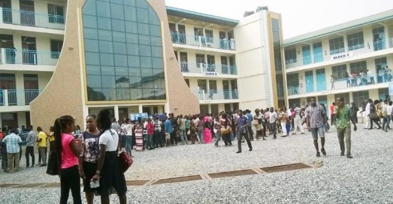 GIJ Exams Proceeds As Scheduled Despite Sunday's Students Unrest
