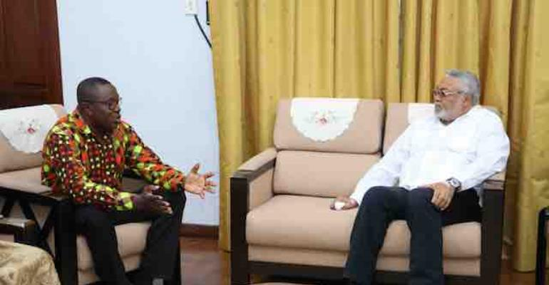 I Doubt If Any NDC Member With Integrity Can Raise GhC420k Filing Fee - Rawlings