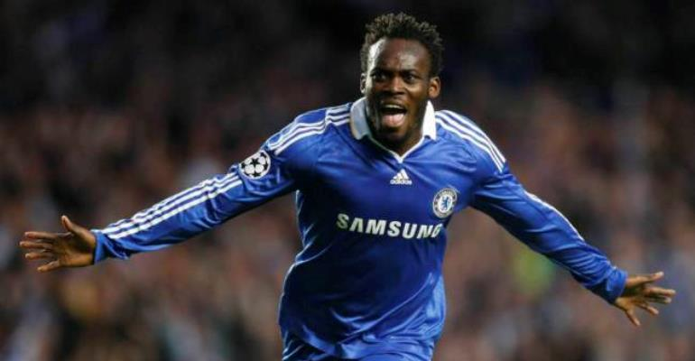 Birthday Wishes Pour For Michael Essien As He Turns 36 Years Today