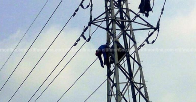 Cable Thief Meets His Death After Electric Shock