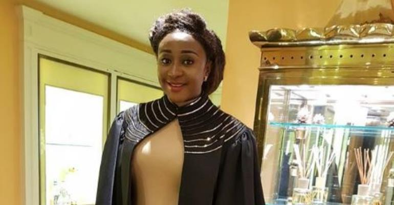 Chai, Actress, Ini Edo's B00bs Growing Massively