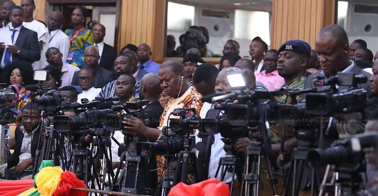With The Passage Of The Right To Information Bill, Will The Ghanaian Media Wake Up From Its Deep Slumber?