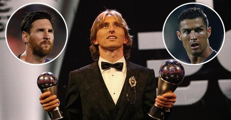 First female victor  of Ballon d'Or asked to 'twerk' on stage