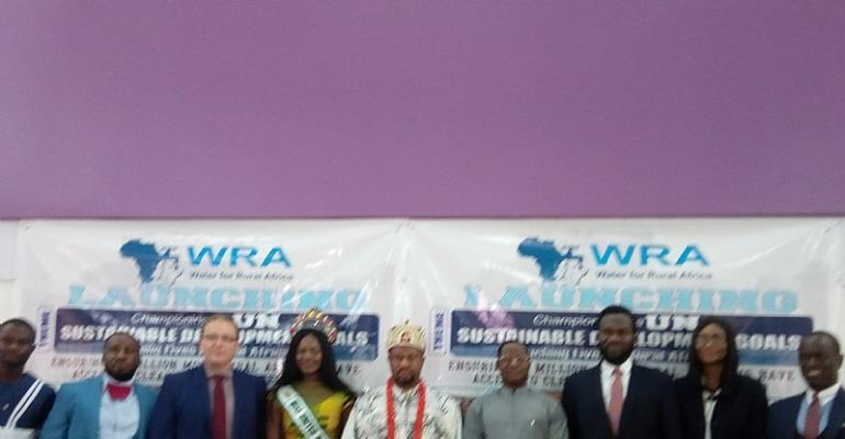 WRA Advocates For Holistic Approach To Address Water Crisis In Africa