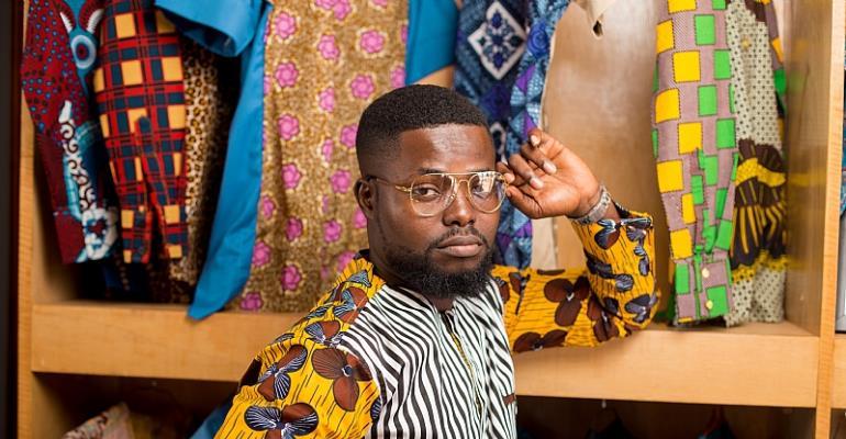 ModernGhana Meets Ghanaian UK Fashion Icon YAW BAKO
