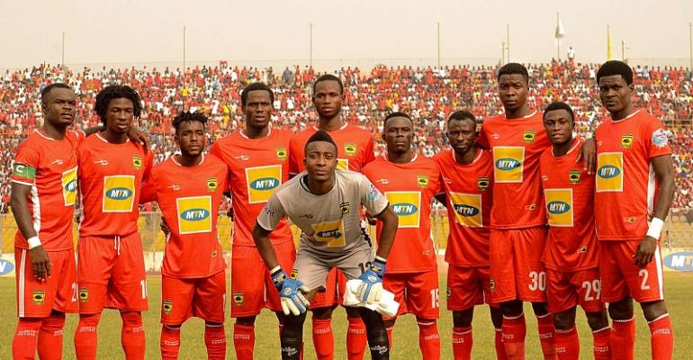 CAF CC: Kotoko Should Expect A Tough Task In Sudan - Kwesi Appiah
