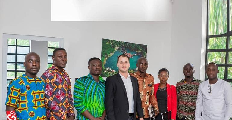 NUGS Visits Hungarian Embassy Over Welfare Of Ghanaian Students In Hungary