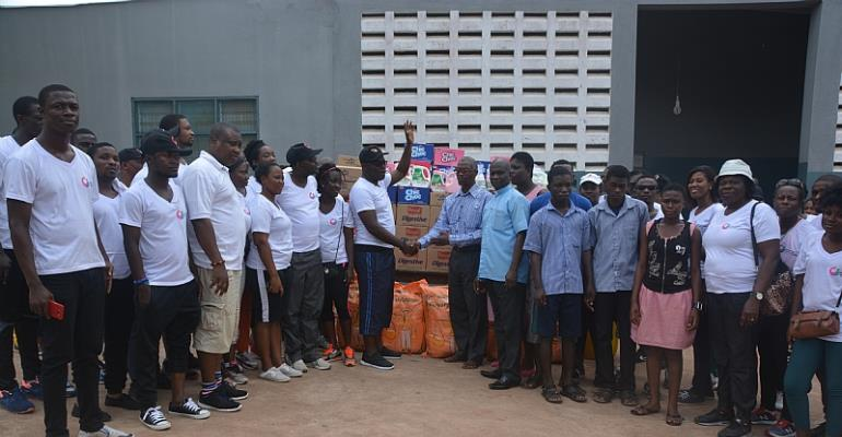 Opportunity International Joins Akropong School For The Blind To Celebrate International Day Of Persons With Disability