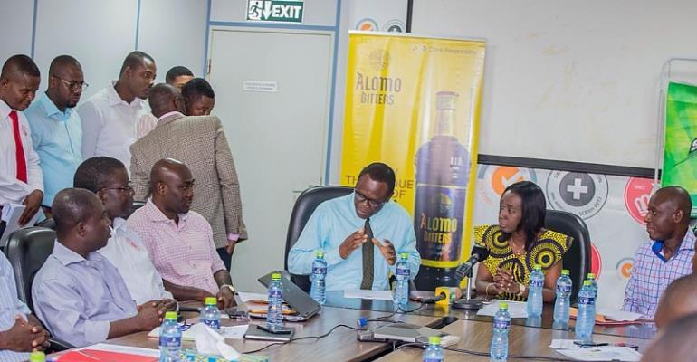 Ghana Foods & Drugs Authority elevates Kasapreko for quality production