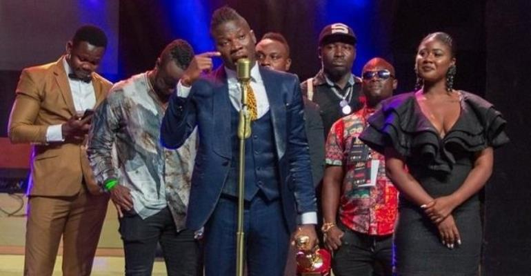 Stonebwoy Finally Speaks After Winning Big @ AFRIMA