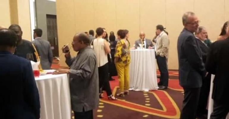 Israeli Embassy Hosts Ghanaian Dignitaries @ Festival of Lights in Accra
