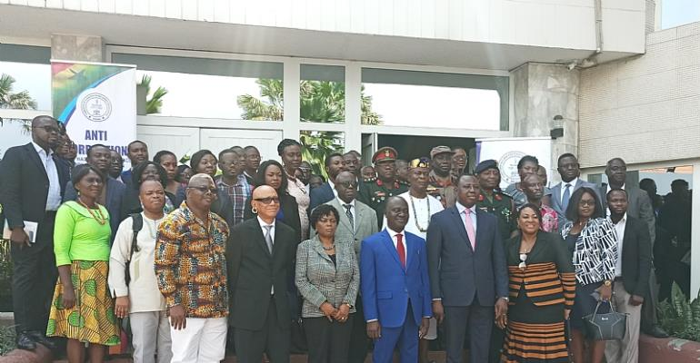 CHRAJ Launches Anti-Corruption and Transparency Week