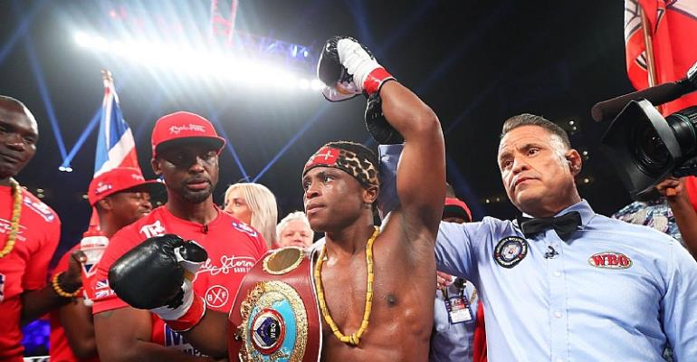 Volta One TV And Media 7 to Broadcast Live Isaac Dogboe vs Emmanuel Navarrete Bout
