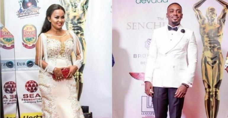 Nana Ama McBrown, Van Vicker, others to attend Cannes Film Festival