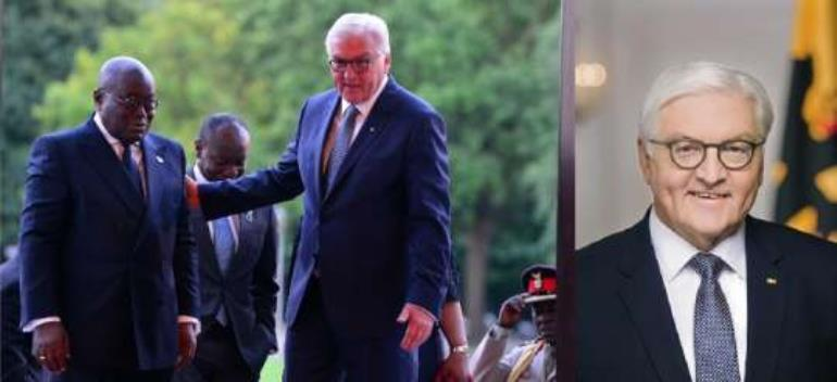 German President To Pay Working Visit To Ghana