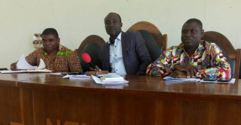 Tarkwa-Nsuaem MCE Urges Assembly Members To Render Selfless Service