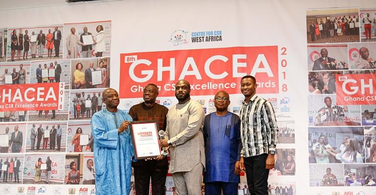 Stratcomm Africa Grabs Top Awards