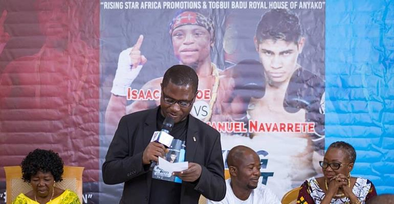 Team Dogboe Launches Hashtag Ahead Of Dogboe-Naverette Clash