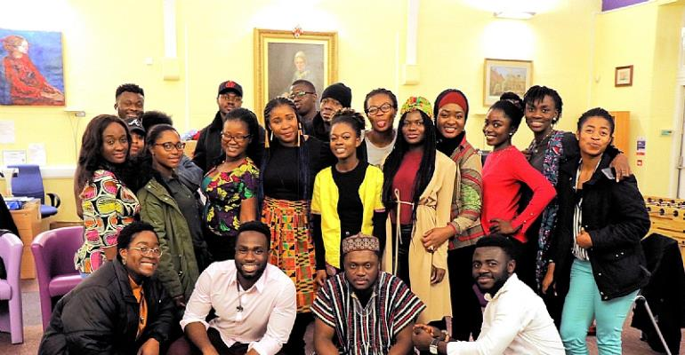 Ghanaian Society Launched At Top UK University