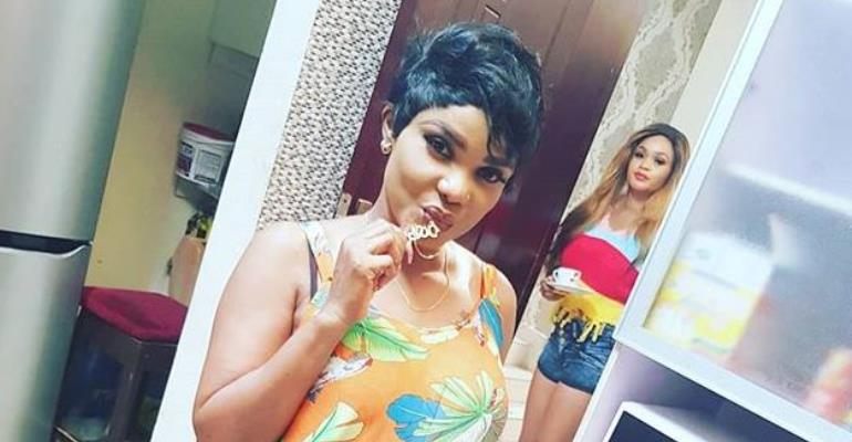 Kemi Olunloyo Comes Hard of Actress, Iyabo Ojo