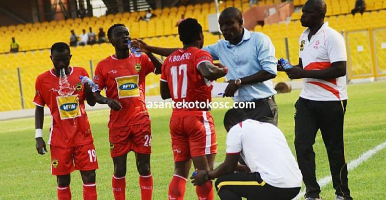 C.K Akunnor Caution Kotoko Players Against Complacency Ahead CAF CC Campaign