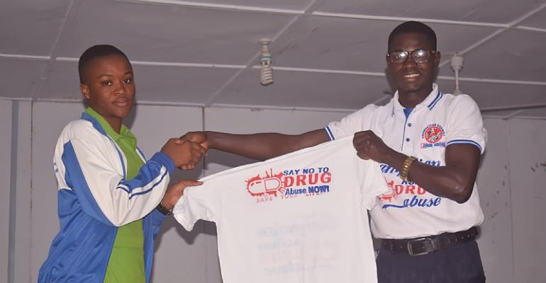 NGO Undertakes Drug Abuse Campaign At Navrongo SHS