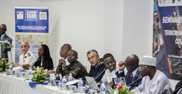 Stakeholders, Justice And Custom Officers Urged To Deepen Fight Against Maritime Terrorism In The Gulf Of Guinea