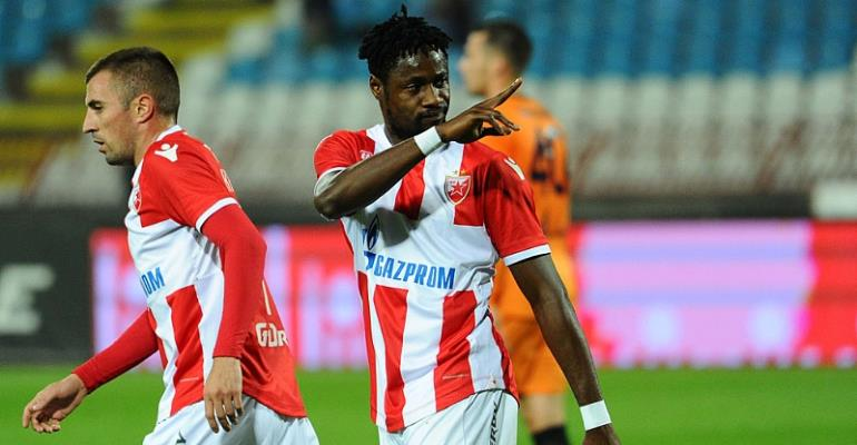 West Brom Scouts To Watch Richmond Boakye In Europa League Clash With Cologne