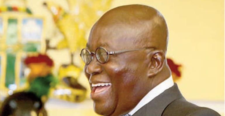 President Akufo-Addo