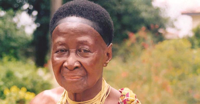 The Late Asantehemaa
