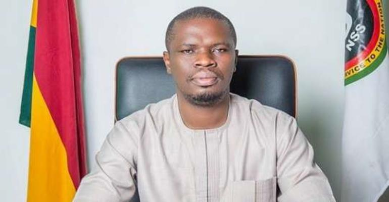 Executive Director, Ghana National Service Scheme(NSS),Ussif Mustapha