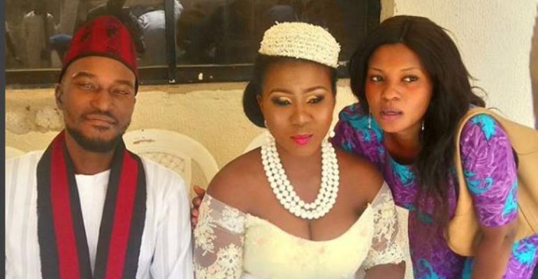 Actress, Brenda Ogbukaa Weds Long-Time Lover