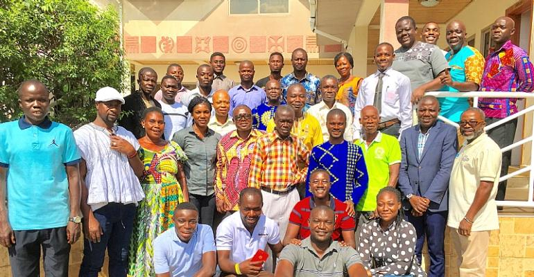 Community Representatives Receive Training To Fight Climate Change