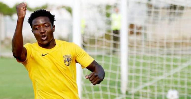 Red-hot Dinamo Vranje Ghanaian Striker Zakaria Suraka Named In Serbian Half Season Top 11