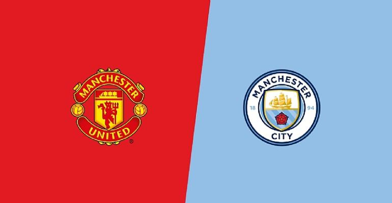 EPL: Man Utd Block Man City Film Crew