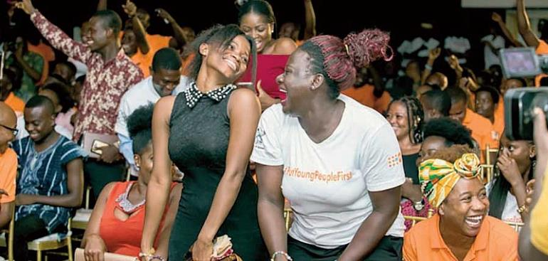 Harnessing Ghana's Demographic Dividend