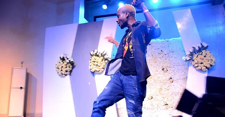 JayDrillz Performs Live As Miss Ethiopia Wins Miss Africa Golden 2018