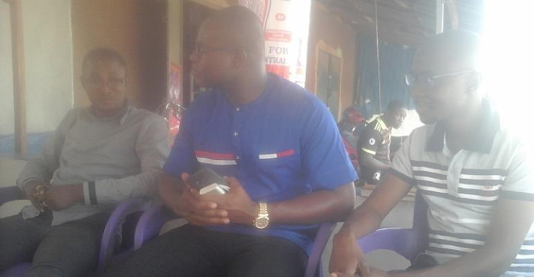 Youth declares support for Richard Ahiagbah as General Secretary