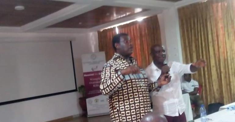 OSHAssociation UK-Ghana holds public education on safety to save lives in Western Region