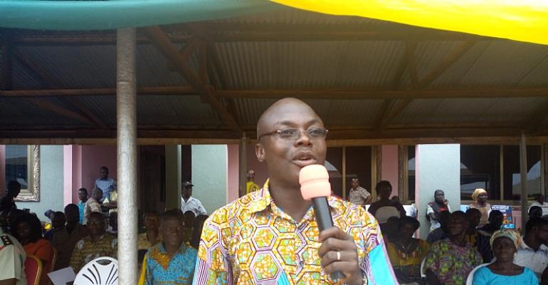 Agric Sector To Gain Stronger Foundation In 2019--Birim South Dce