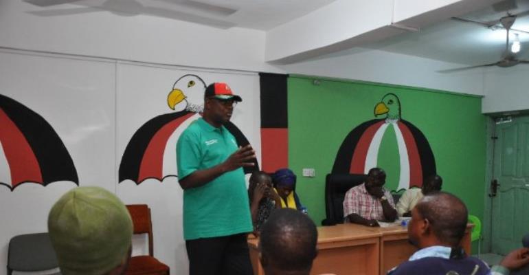 NDC Flagbearership Race: Kojo Bonsu Opt Out