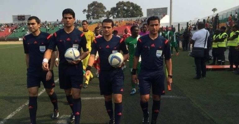 Egyptian Referee Mahmoud Zakaria To Officiate Al Hilal - Kotoko Clash