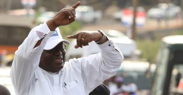 Nana Addo wins: Captures presidency in historic victory
