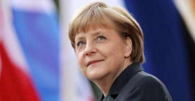 Angela Merkel To Launch Coalition Talks Wednesday