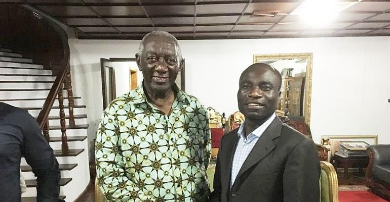 NPP Germany Wishes Ex-President Kufuor Well On His 79th Birthday