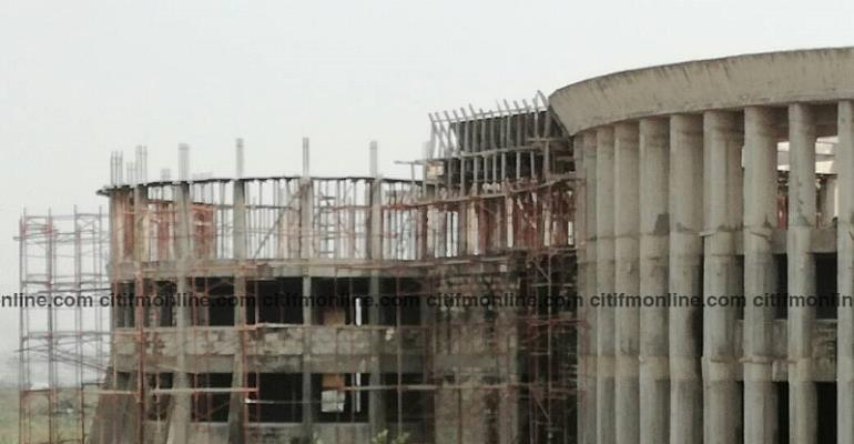 Kumasi: 800-Bed Capacity KNUST Teaching Hospital Project Abandoned