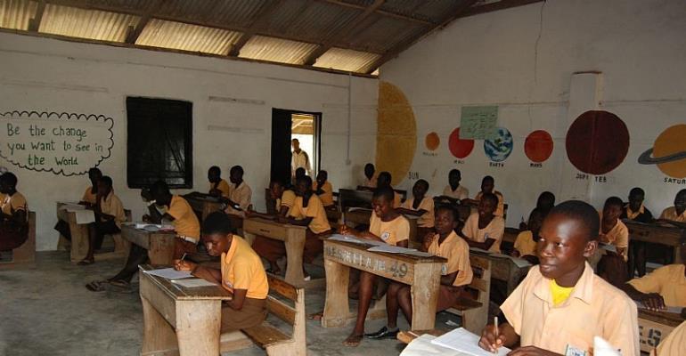 Ghanaian Schools Should Mark World Read Aloud Day - Read Ghana Foundation